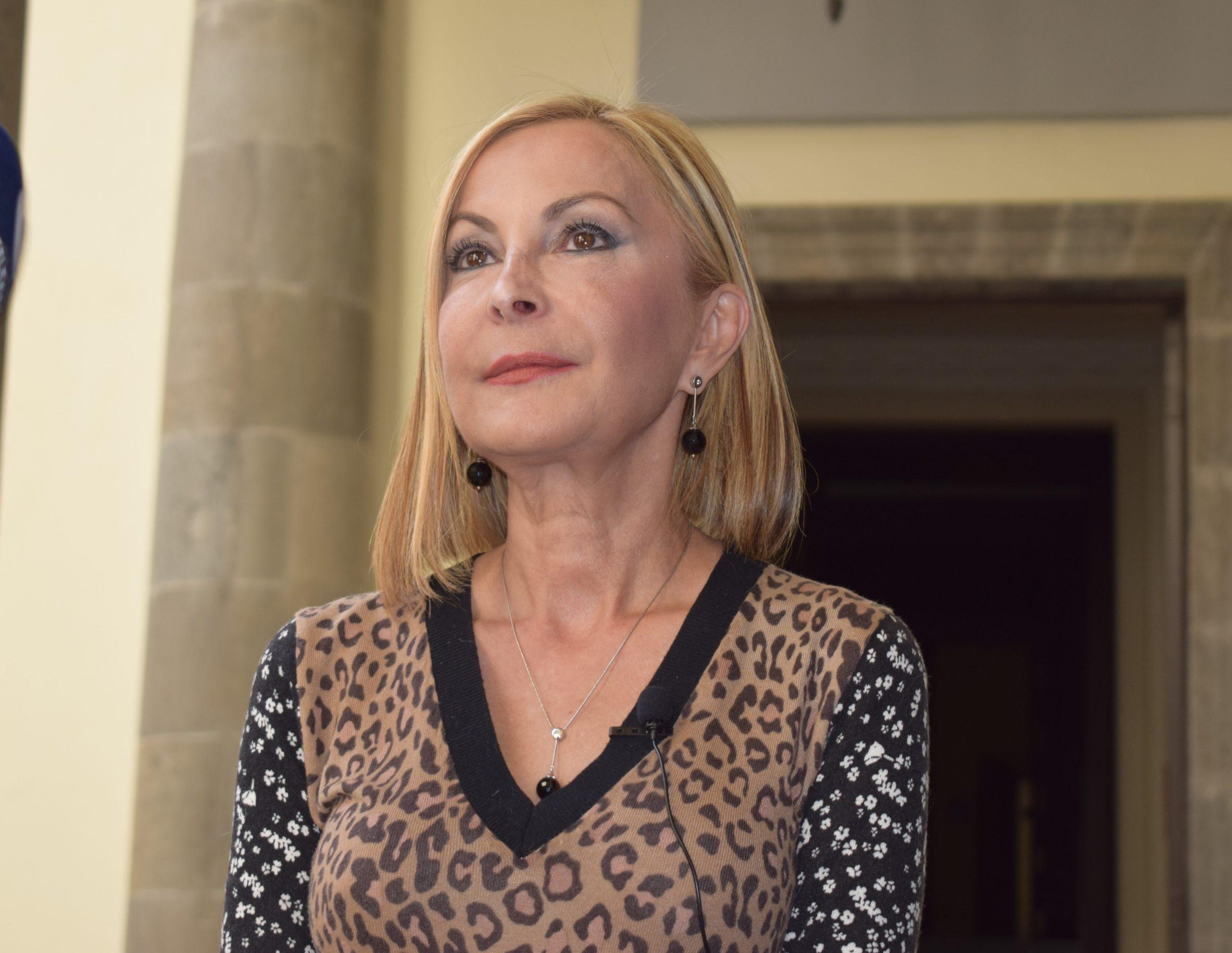"Australia Navarro critica la ""falta de reflejos"" de Torres ante la crisis migratoria"